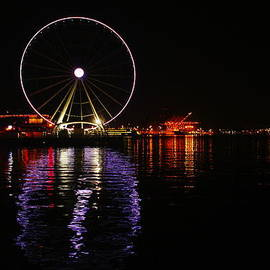Jeff  Swan - Seattle Ferris Wheel