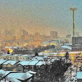 Benjamin Yeager - Seattle Snowstorm