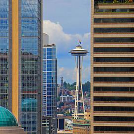 Brad Walters - Seattle Space Needle