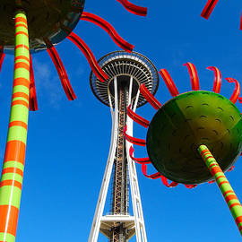 Mark Spearman - Seattle Space Needle