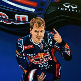 Paul Meijering - Sebastian Vettel