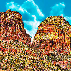 Bob and Nadine Johnston - Sedona Arizona Secret Mountain Wilderness