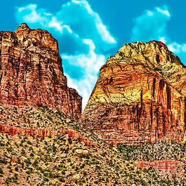 Dr Bob and Nadine Johnston - Sedona Arizona Secret Mountain Wilderness