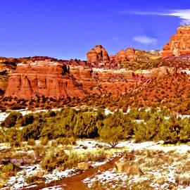 Bob and Nadine Johnston - Sedona Arizona Secret Mountain Wilderness