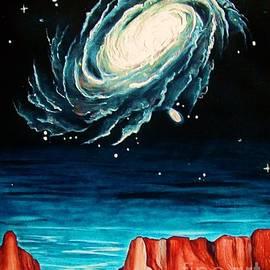 Diana Dearen - Sedona Galaxy