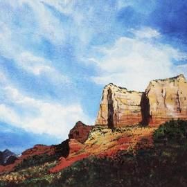 Mary Palmer - Sedona Mountains