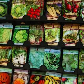 Judi Bagwell - Seed Packets
