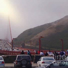 Pharris Art - Seeing the Golden Gate