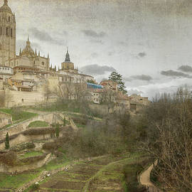 Joan Carroll - Segovia View