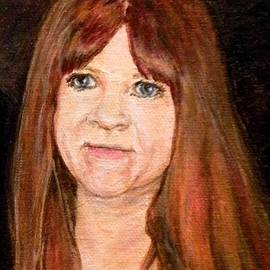 Eileen Patten Oliver - Self Portrait