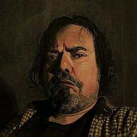 Patricio Lazen - Self-Portrait