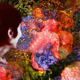 Maggie Vlazny - Semi Abstract Girl and Future