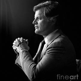 Martin Konopacki Restoration - Senator Edward Ted Kennedy 1976