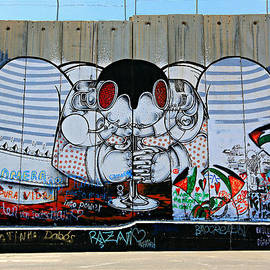 Stephen Stookey - Separation -- West Bank Barrier Wall