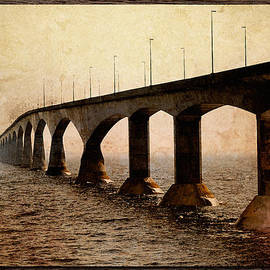 WB Johnston - Sepia Bridge