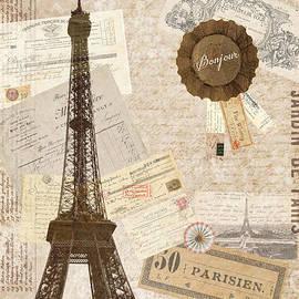 Sandy Lloyd - Sepia Paris