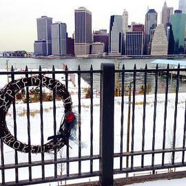 Diane Lent - September 11 and New World Trade Center