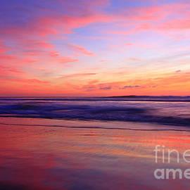 John Tsumas - Serene Oceanside Glow