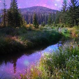 Shirley Sirois - Serene Mountain Moment