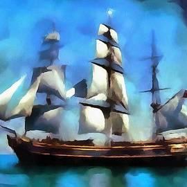 Catherine Lott - Serene Sailing