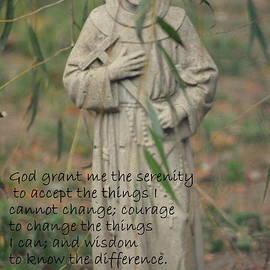 Kathy Barney - Serenity Prayer