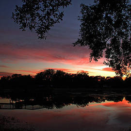 Aimee L Maher Photography and Art - Serenity Sunset