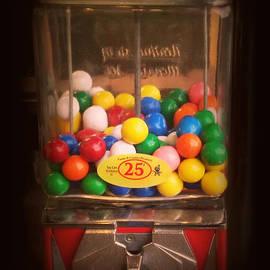 Miriam Danar - Series - Gumball 25 Cents