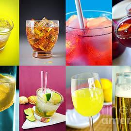 Carlos Caetano - Set of Drinks