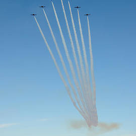 Vivian Christopher - Seven Plane Kilt Formation