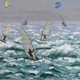 Arthur Glendinning - Seven Sails High seas