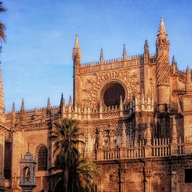 Joan Carroll - Seville Cathedral Morning Light