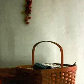 RC deWinter - Sewing Basket in Sunlight