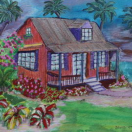 David Cardwell - Shack on the Shore