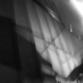 Margaret Juul Ammann - Shadows on the stairs
