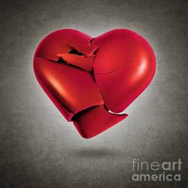 Carlos Caetano - Shattered Heart