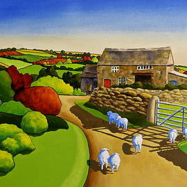 Jo Appleby - Sheep Tails