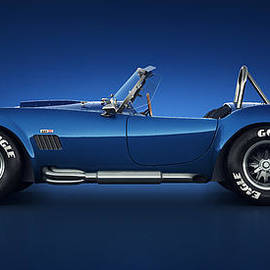 Marc Orphanos - Shelby Cobra 427 - Water Snake