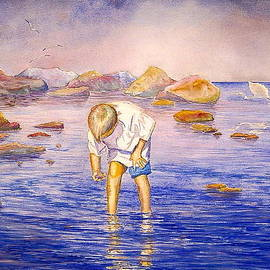 AnnaJo Vahle - Shell Collecting