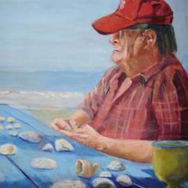 Bonnie Wilber - Shell Man