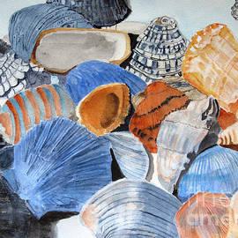 Sandy McIntire - Shells on the Beach