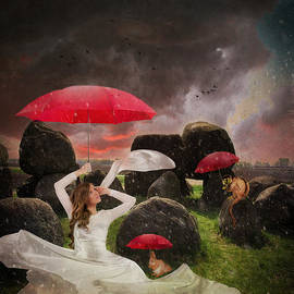 Terry Fleckney - Shelter From The Storm