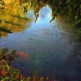 RC deWinter - Sheltered Pond