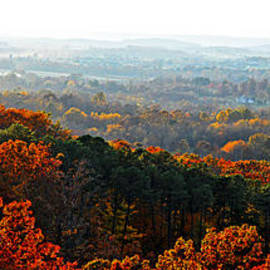 Lynn Bauer - Shenandoah Valley Fall Panorama