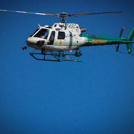 James Orme - Sheriff Helicopter