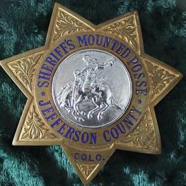 Steven Parker - Sheriffs Mounted Posse