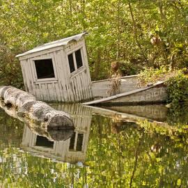 Christine Till - Shipwreck Silver Springs Florida