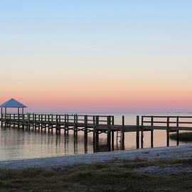 Teresa Lambert - Shired Island Pier