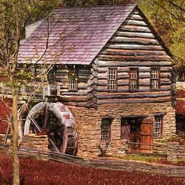 L Wright - Shoal Creek Watermill