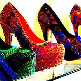 Kathy Barney - Shoe Paparazzi