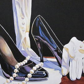 Lillian  Bell - Shoes and Pearls